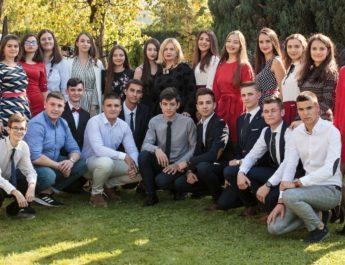 """Festivitate de absolvire online la Colegiul Naţional """"Vlaicu Vodă"""""""