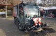 Societatea de Salubrizare curăţă 74 de străzi mecanic  şi  70 cu mătura