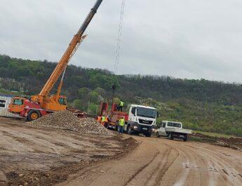 Barajul de acumulare de la Șuici, expropriat pentru autostradă