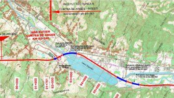 Încep lucrările la autostrada Pitești-Curtea de Argeș. A fost emisă autorizaţia de construire.