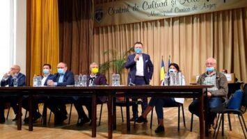 Cristian Mitrofan, reconfirmat în funcţia de preşedinte alPNL Curtea de Argeş